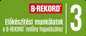 B-REKORD® redőny f