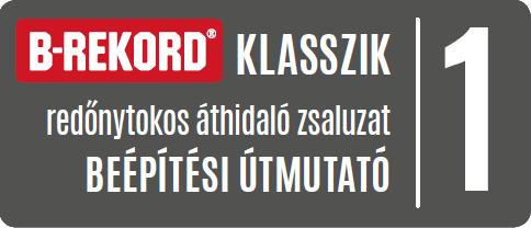 B-REKORD® KLASSZIK