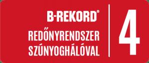 B-REKORD® redőnyrendszer